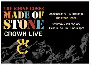 MoS Crown Live Wexford poster
